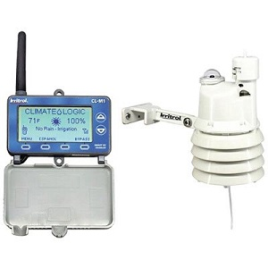 Irritrol CL-100-Wireless Climate Logic Weather