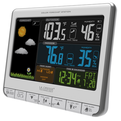 weather station warranty