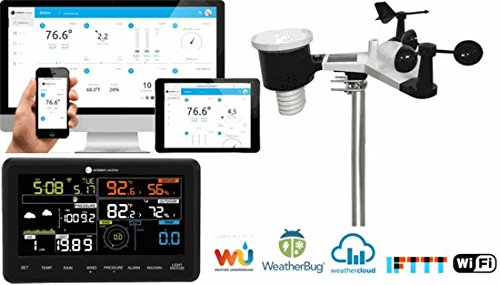 Ambient Weather WS 2902A Smart WiFi Weather Station